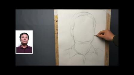 色彩教程视频环境速写_建筑速写图片_素描头像五官素描教程自学网