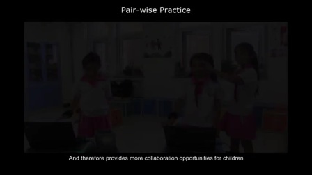 EnseWing: Ensemble Playing Experience for Children with Limited Music Training