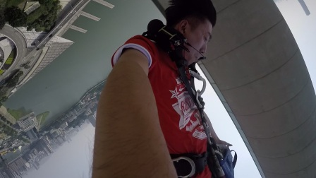 Bungy Jump GoPro