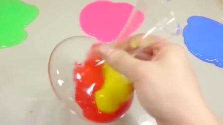 DIY软果冻奶球网切割食玩