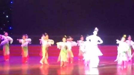 古典舞《夏绣谣》