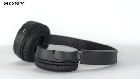 Sony MDR-ZX220BT 头戴式无线耳机