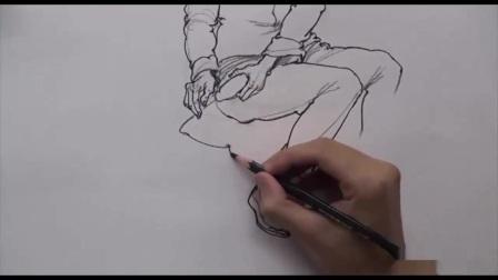 人物素描教程_动漫素描教程_设计素描教程