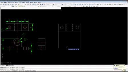 cad2007经典教程-经典二维制图方法