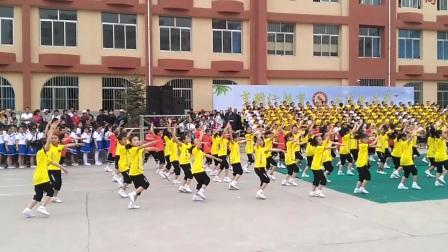 景泰县实验小学二年级锅庄《噢呀锅庄》