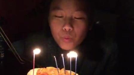 徐飞扬的14岁生日
