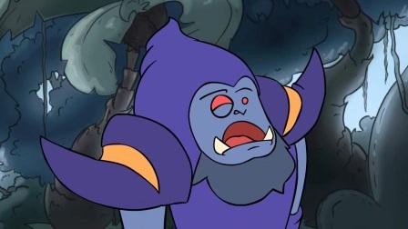 炉石欢乐搞笑动画 在安格洛里的九职业