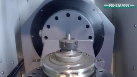FEHLMANN VERSA 645 机床硬质合金材料螺纹铣削
