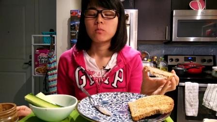 烤吐司|另一种美国农场生活 吃播#117