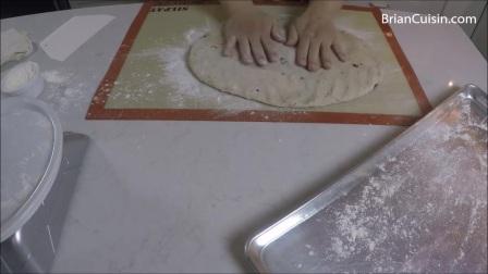 《不萊嗯的烘培廚房》伯爵茶堅果歐式麵包  Earl Grey  Nut Breads
