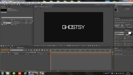 艺术抖动字体 GhostSY