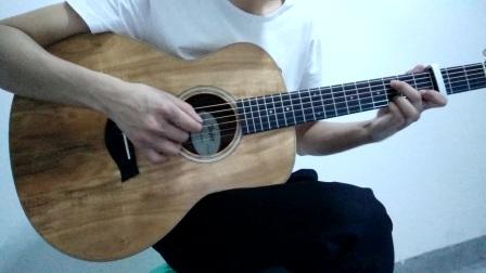 菊次郎的夏天吉他独奏