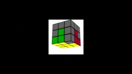 三阶魔方缺角层先法详细教程1解法介绍