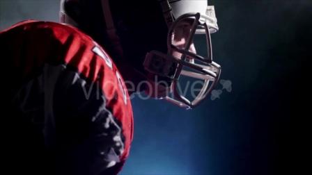 AE模板:电视体育运动频道包装工程片头 Infographic sport opener
