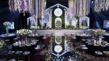 蓝爵影像《浮光》婚礼集锦