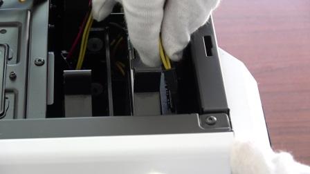 【老肖】追风者 416P DIY主机组装 电脑安装
