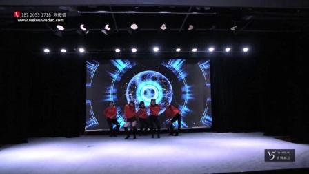 唯舞舞蹈 2017年第二届唯舞独尊舞林争霸赛集锦