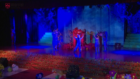 北京爱迪国际学校-20170527小学部六一嘉年华音乐舞台剧森林奇幻记
