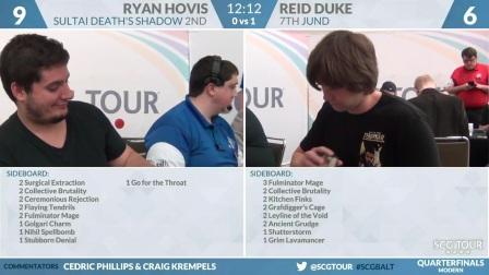 SCGBALT_-_Quarterfinals_-_Ryan_Hovis_vs_Reid_Duke