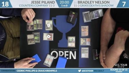 SCGBALT_-_Round_15_-_Jesse_Piland_vs_Brad_Nelson