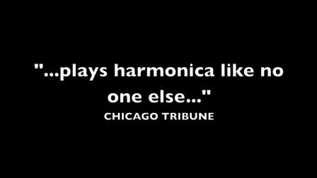 SUGAR BLUE - Harmonica Extraordinaire