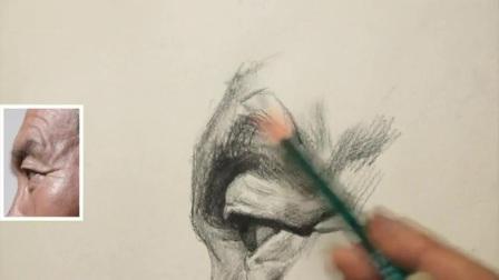 素描的诀窍_怎样画人体素描_速写教程_女人素描_零基础学素描