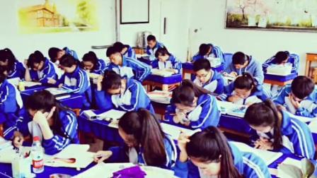 张掖市实验中学复读班毕业季