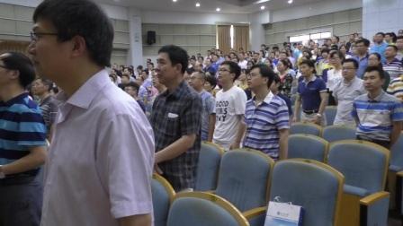"""信仰的力量--合唱""""没有共产党就没有新中国"""""""