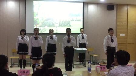 湘潭市江声实验学校1633班诗歌朗诵《青春江声》