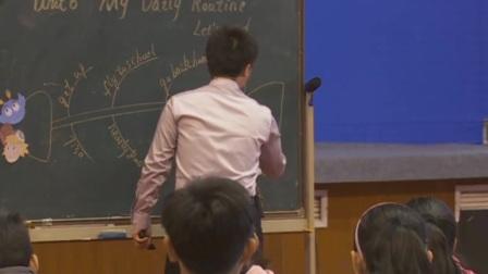 第7屆全國小學英語優質課大賽獲獎視頻-G廣東_董劍my daily routine