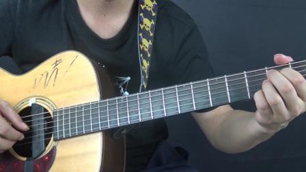 深蓝雨吉他 独奏 梁祝 化蝶
