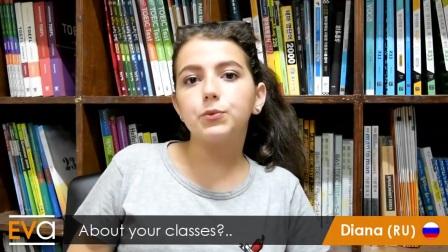 【菲英游学】菲律宾学英语之我在EV的学习生活-俄罗斯学生 Diana