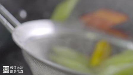 视频制作价格.松茸菌炒鲜虾朝上出品-