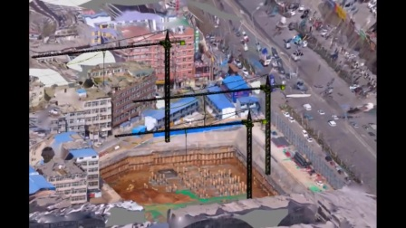 2017 Bentley Institute大学生设计大赛冠军作品视频—基础设施实景建模应用创新(高级)
