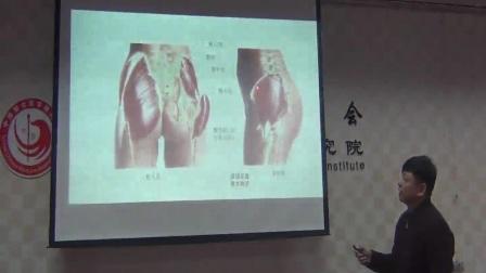 中医针灸正骨推拿整脊培训 李建民骨盆软组织损伤的诊断和治疗