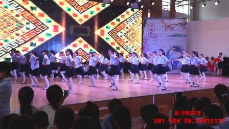 临颍县颍川学校第二届《体育文化艺术节》节目演出