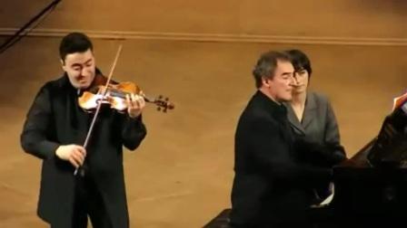 维尼亚夫斯基:主题变奏曲,小提琴独奏:文格洛夫(HD)