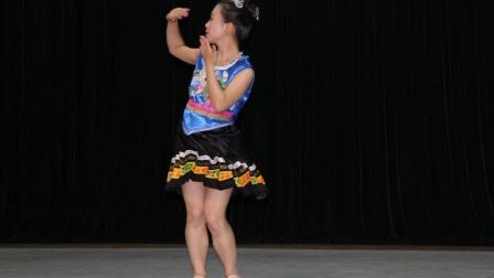 唐山市徳妮艺术培训学校德妮之星舞蹈大赛参赛舞蹈花絮二