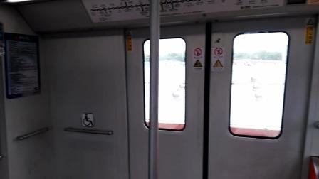上海地铁11号线奶咖1145上海汽车城-》安亭2017.06.07