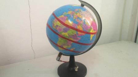 旋转地球仪