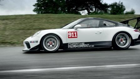 为赛道而生——新款保时捷  911 GT3 Cup Car