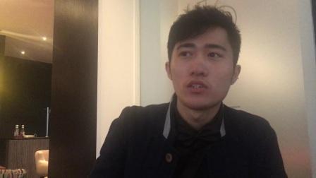 曹鹏宇接受专访