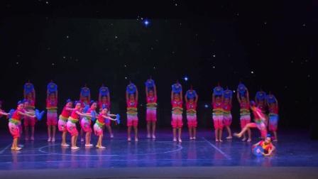 2017年5月文安县苗苗舞蹈艺术学校参加第七届河北省舞蹈大赛暨第九届小荷风采全国舞蹈展演《小嫚》 ]
