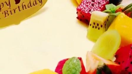 金芒果千层蛋糕
