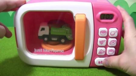 面包超人玩具汽车粘土播放流行的视频连续 摸索微波播放⭐️KIDS克莱玩