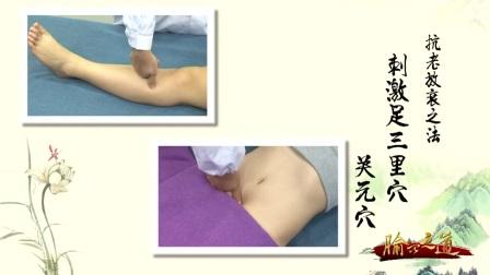 足三里-关元穴-抗老防衰之法