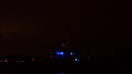 170604上海迪士尼夜光幻影秀 LET IT GO + 点亮神奇 梦想