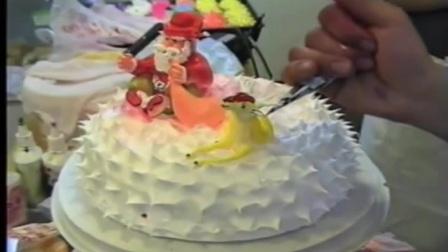 蛋糕的制作方法,做蛋糕,生日蛋糕裱花