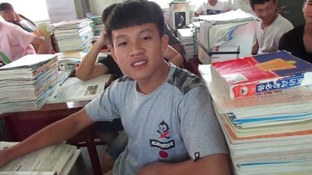 海南东坡学校2017届高三2班,距离高考10天