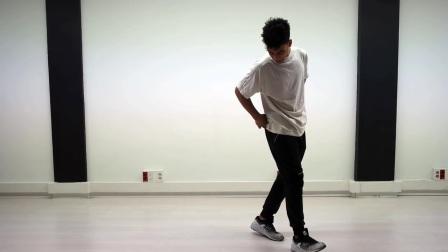 曳步舞教学cali style3系列